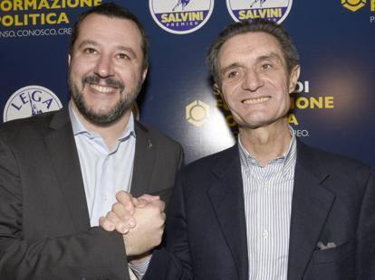 Pensare che grandi statisti del calibro di Grasso e Bersani dicono che Fontana e Gori sono la stessa cosa.