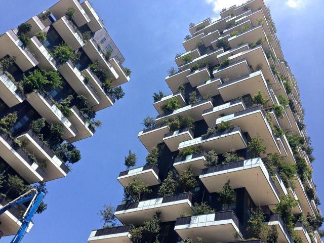 Il bosco verticale grattacielo pi bello al mondo for Hotel piu belli al mondo