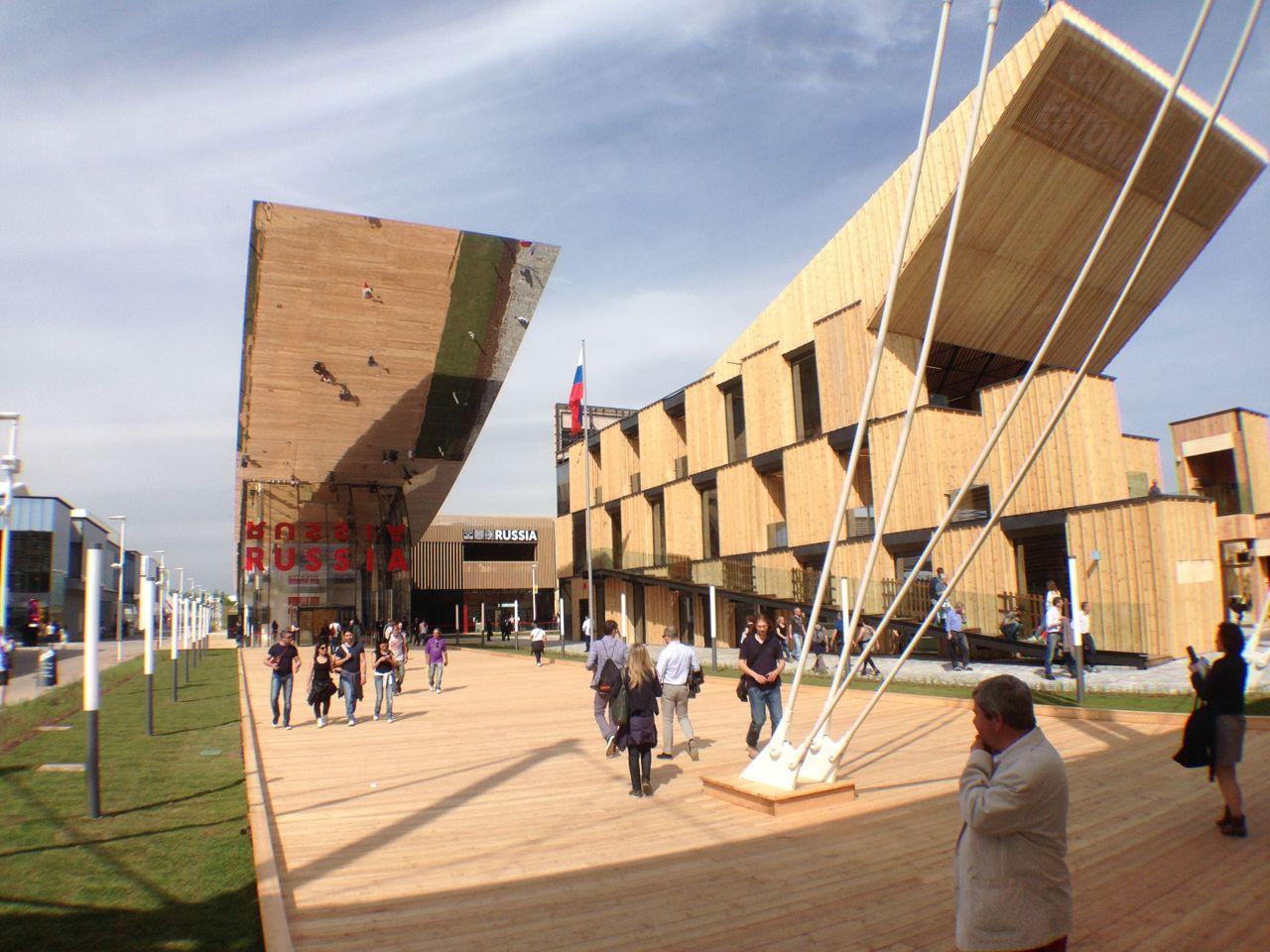 Expo, ecco le 61 architetture da vedere - Corriere.it
