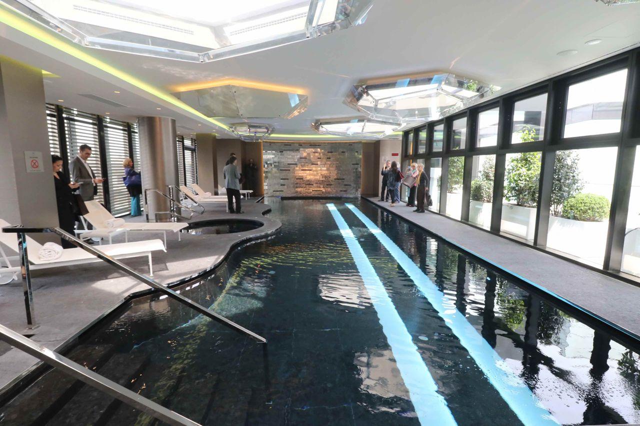 La piscina fotogramma - Piscina settimo milanese ...