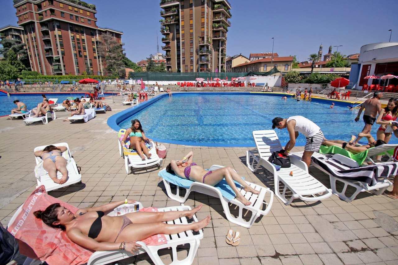 La piscina argelati fotogramma - Piscina argelati ...