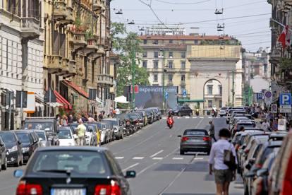 Via Vigevano, Ztl fino a novembre Si allarga l\'isola pedonale dei ...