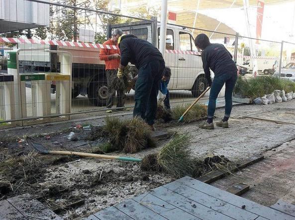 L eredit verde di expo ex lavoratoriall opera per for Lavoro architetto milano