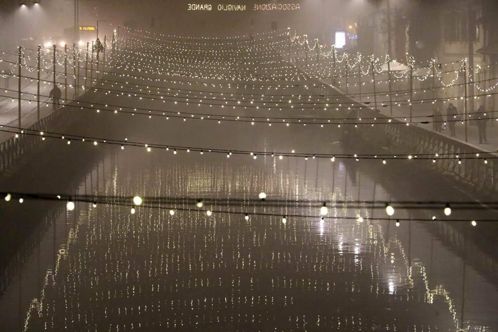 Milano torna la nebbia un velo di magia sulla citt for Milano re immobili di prestigio