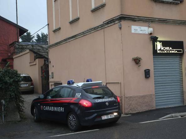 La pellicceria Michela (foto Radaelli)