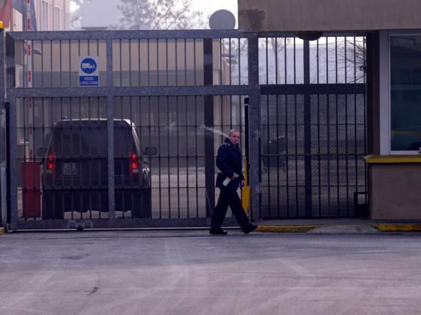Il carcere di Monza (Fotogramma)