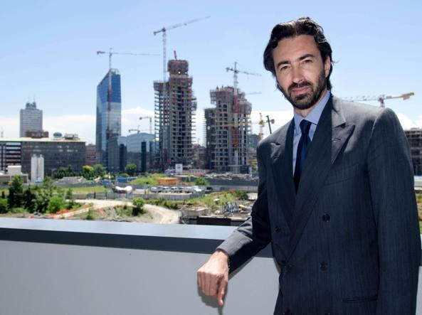 Manfredi Catella (Imagoeconomica)
