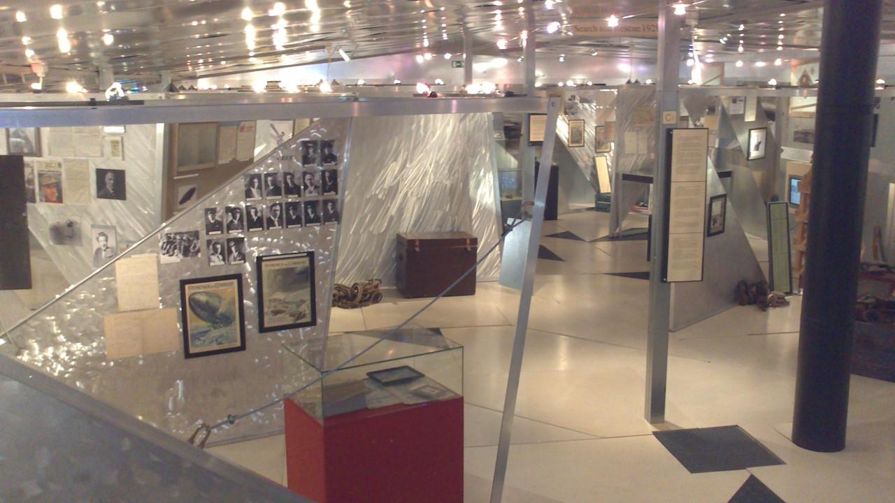 Il museo dell avventura al polo for Poli milano