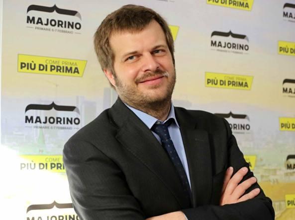 Pierfrancesco Majorino (Fotogramma)