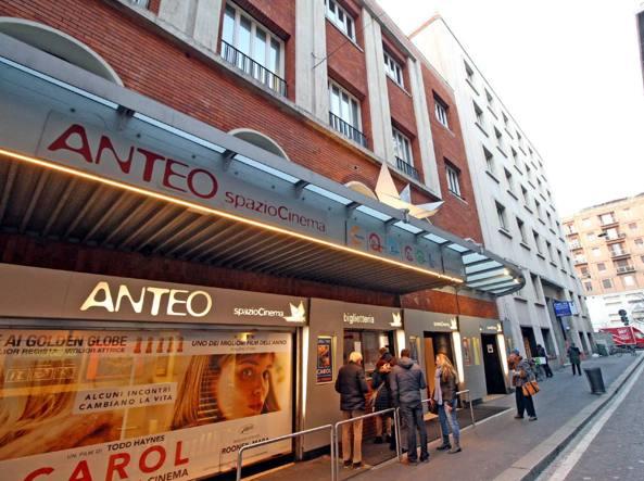 Il cinema Anteo (Fotogramma)
