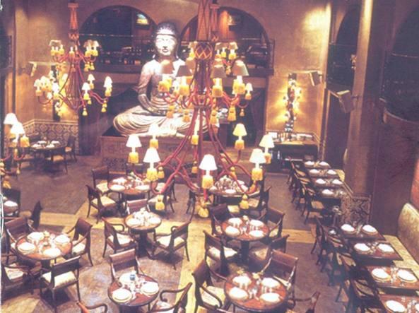 Il Buddha bar di Parigi
