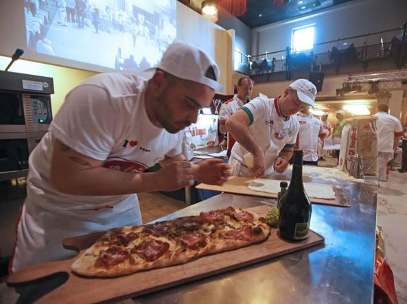 I campionati della pizza a Desio (Redaelli)