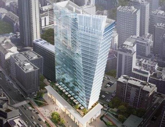 Il grattacielo di vetro nell'ex sede Inps di via Melchiorre Gioia 22 sarà costruito entro il 2020