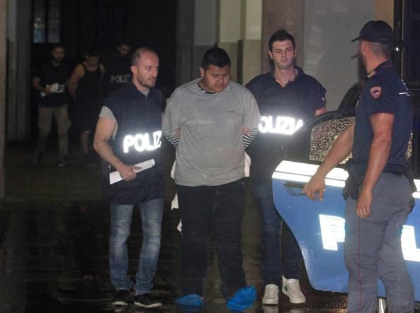 L'arresto di Jos� Ernesto Rosa Martinez