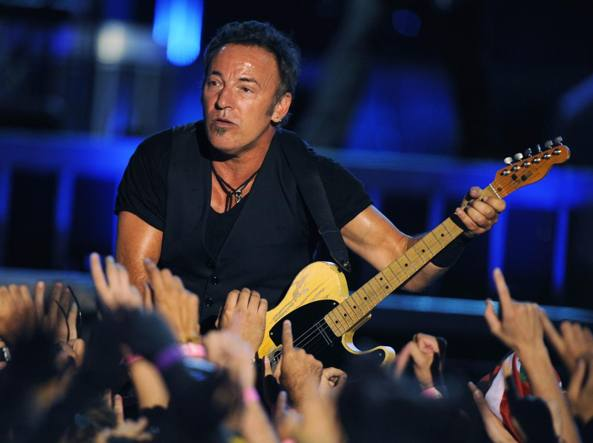 Bruce Springsteen (foto Reuters)
