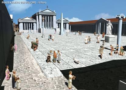 L'antica Mediolanum rivive al computer