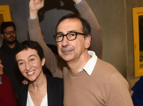Francesca Balzani e Giuseppe Sala