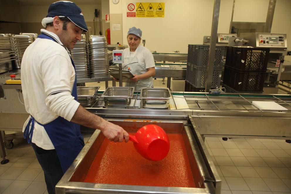 Il viaggio nella cucina modello di milano ristorazione - Corriere della sera cucina ...