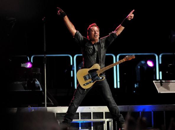 Bruce Springsteen (foto Ansa)