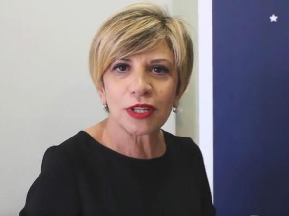 Paola Canegrati (foto Ansa)