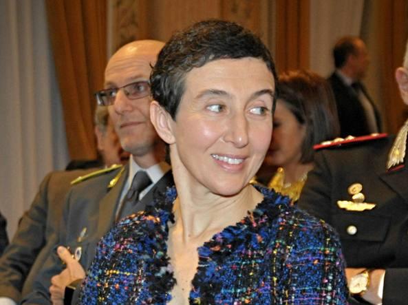 Francesca Balzani (Fotogramma)