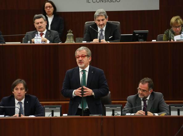 Lombardia: Maroni, avanti su Arac, presidente entro fine mese