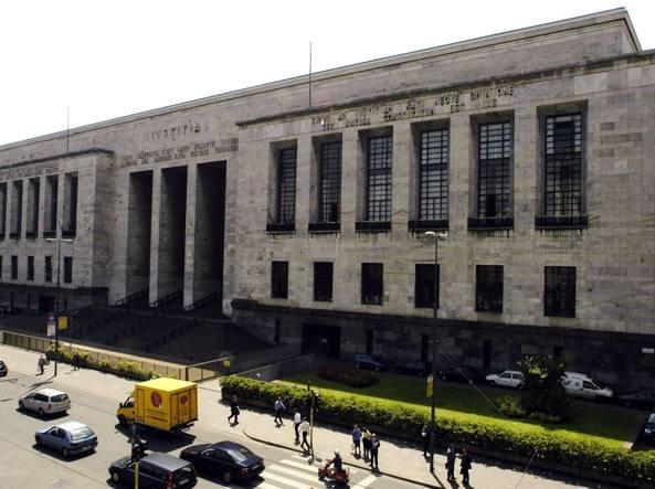 Il tribunale di Milano (Fotogramma)