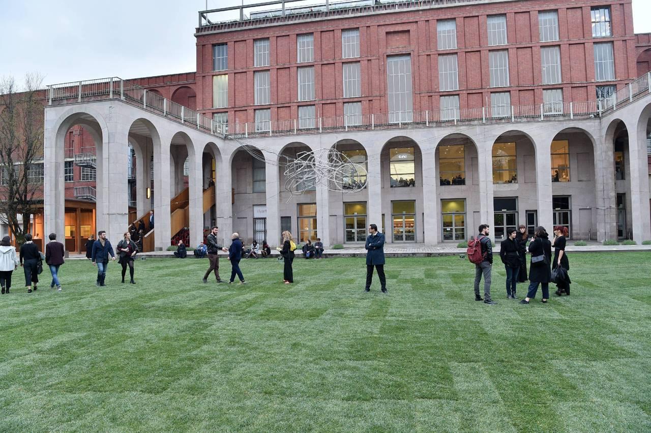 Al via la xxi triennale di milano for Giardino triennale