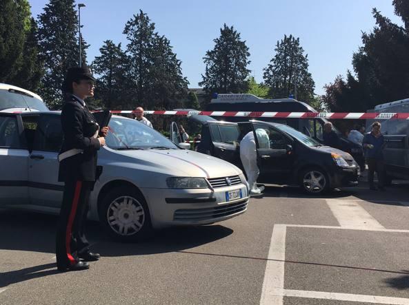 Cusano Milanino donna morta nel parcheggio del cimitero