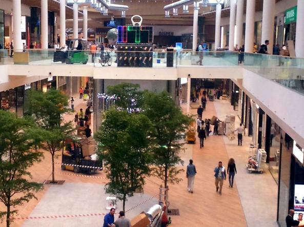 Arese, ex Alfa ora è centro commerciale