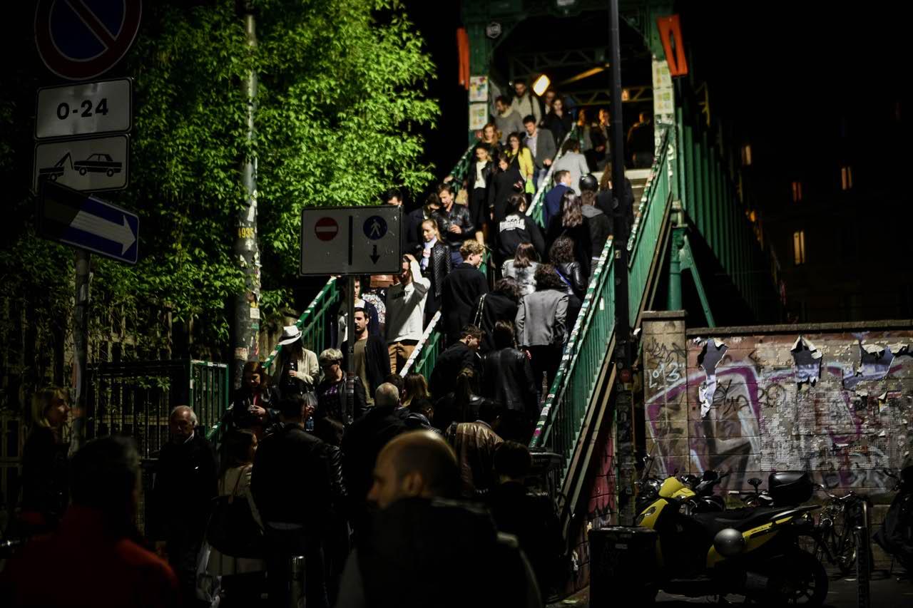 Salone del mobile 2016 la prima notte del fuorisalone for Via tortona