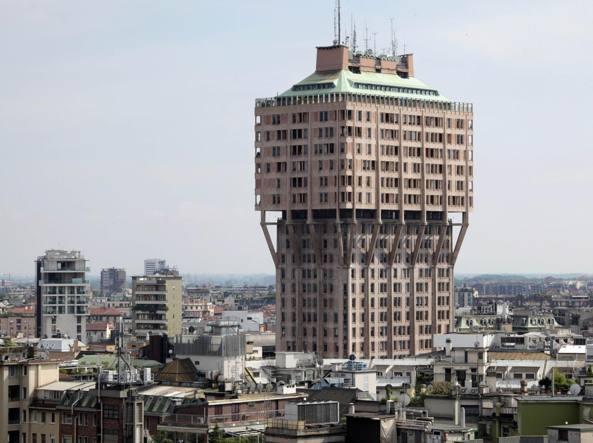 negletta riscoperta e protagonista la torre velasca