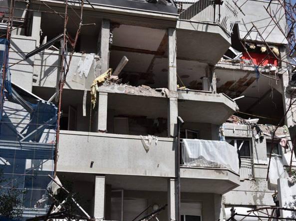 Esplosione Milano: il bollettino medico