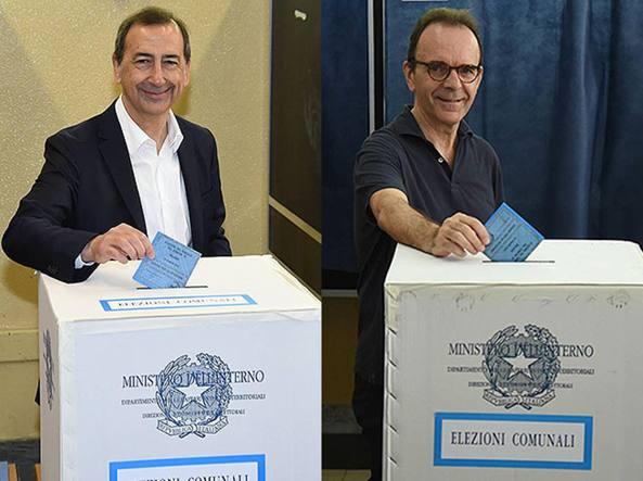 Milano aspetta il ballottaggio. Ma nei municipi vince il centrodestra
