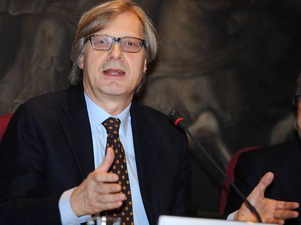 Insultò carabinieri Expo, Sgarbi risarcisce l'Arma