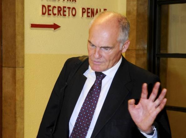 Caso Infrastrutture Lombarde, Rognoni condannato a due anni e due mesi