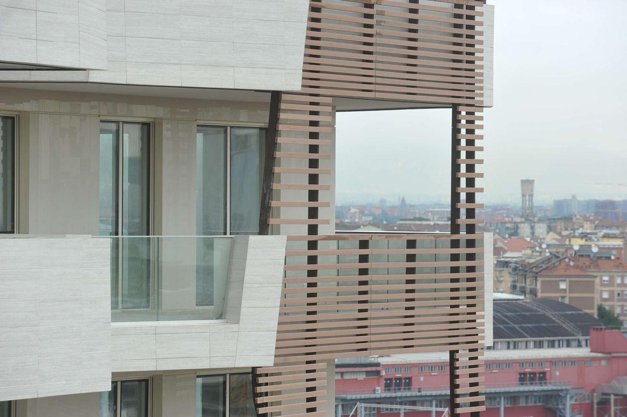 Fedez si compra un attico a citylife for La casa rosa milano