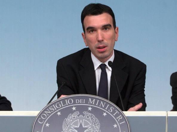 Il ministro Martina