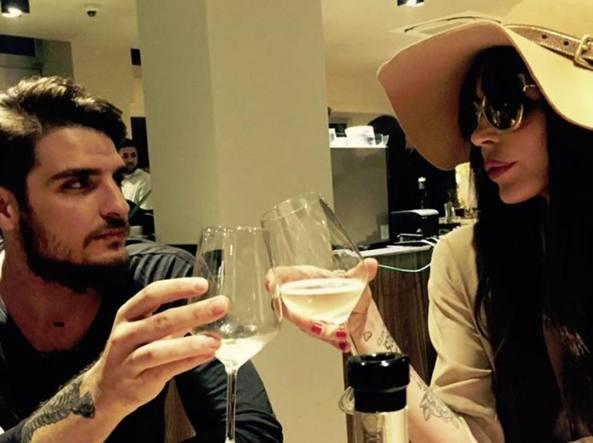 Nina Moric a novembre si sposa con Luigi Maria Favoloso