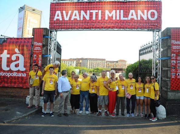 Scalo porta romana via alla festa pd da qui parte il - Corso di porta romana 16 milano ...