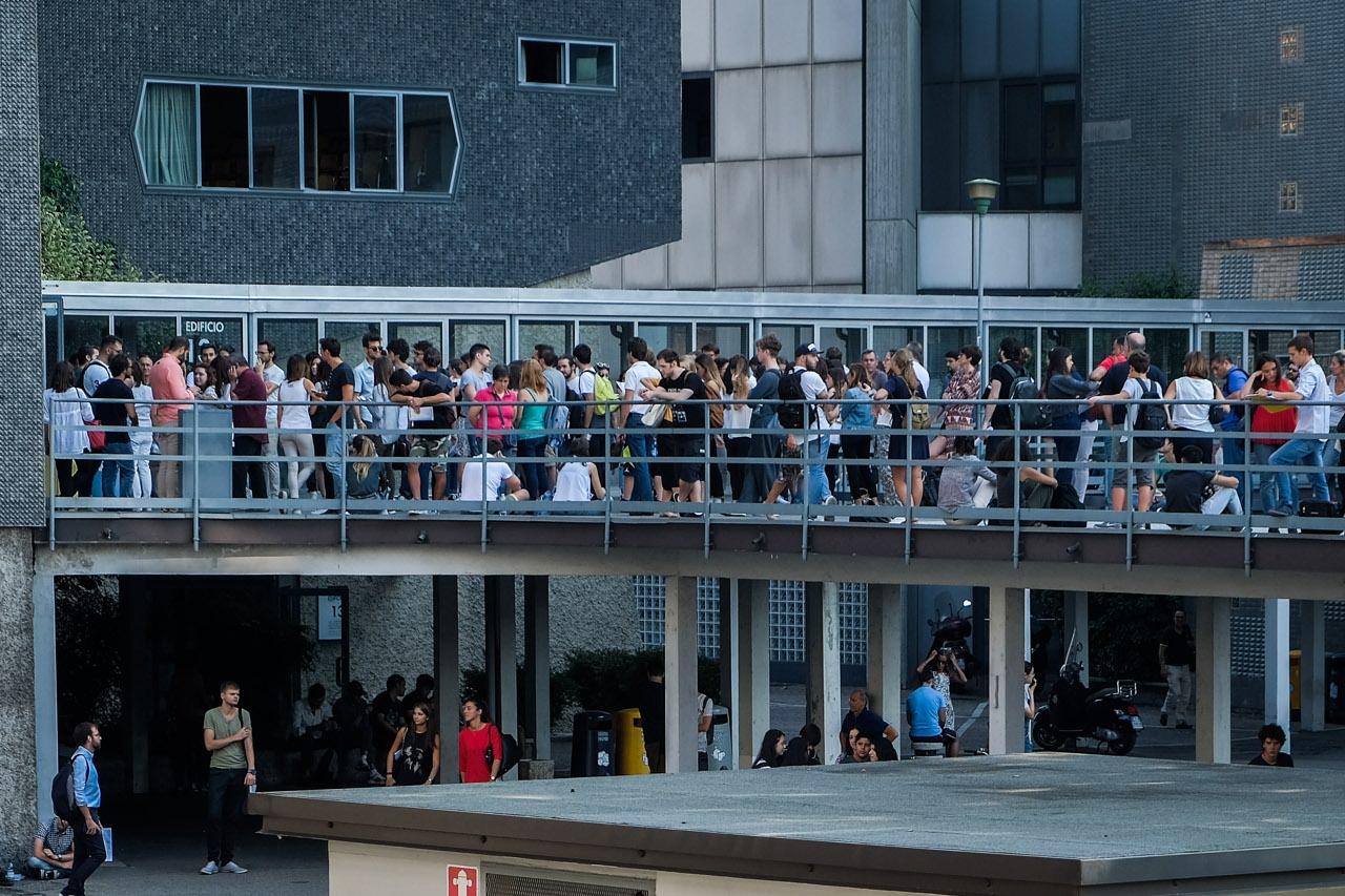 Test di architettura la carica dei duemila for Test ammissione politecnico milano