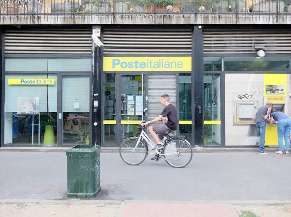 Assalta l ufficio postale feriti una dipendente e un for Ufficio 415 bis milano
