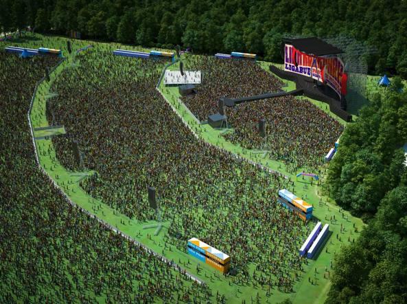 Liga Rock Park: Ligabue proporrà 4 brani del nuovo disco