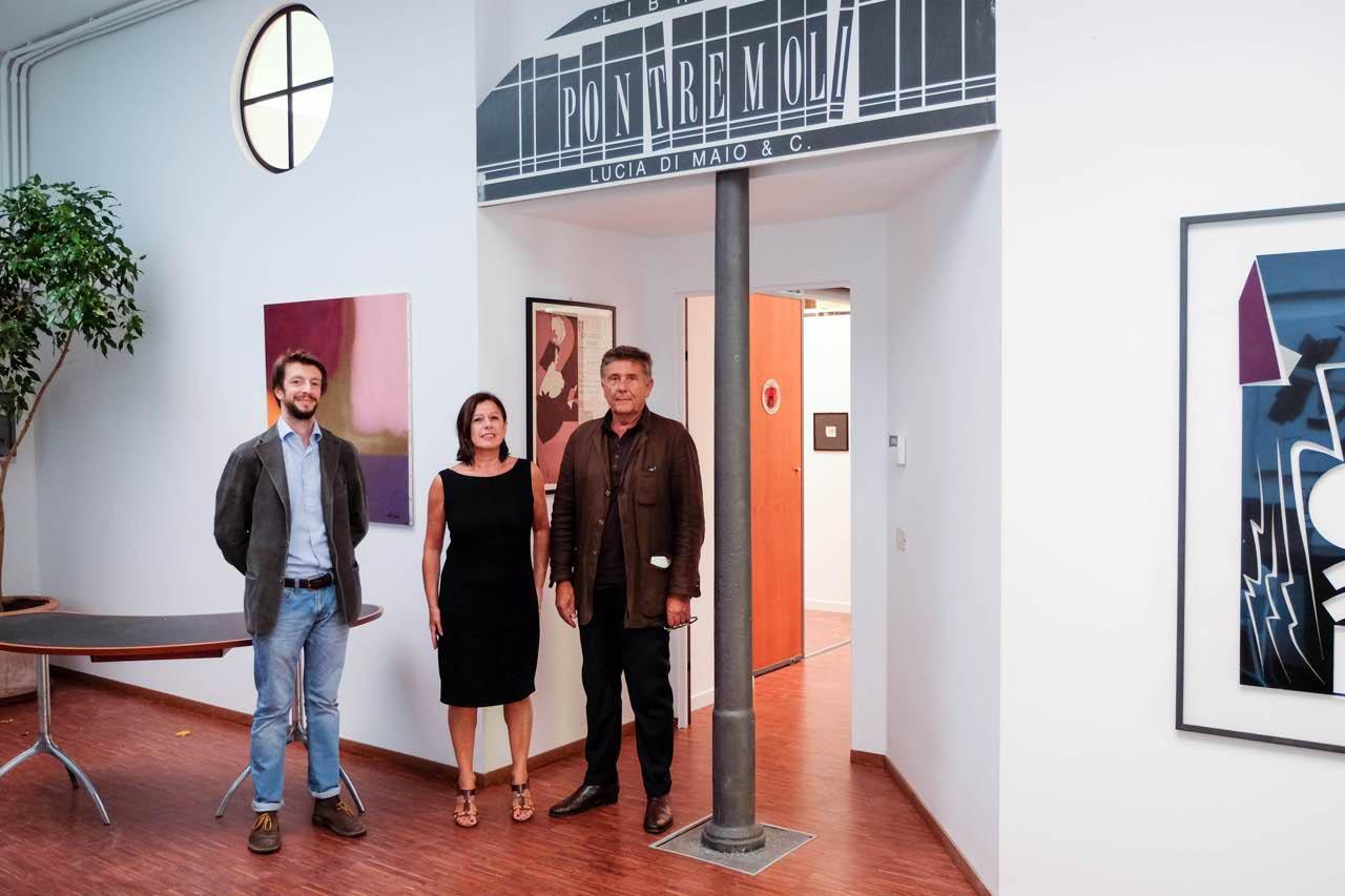 nuova casa per la libreria antiquaria pontremoli - corriere.it - Libreria Antiquaria A Milano