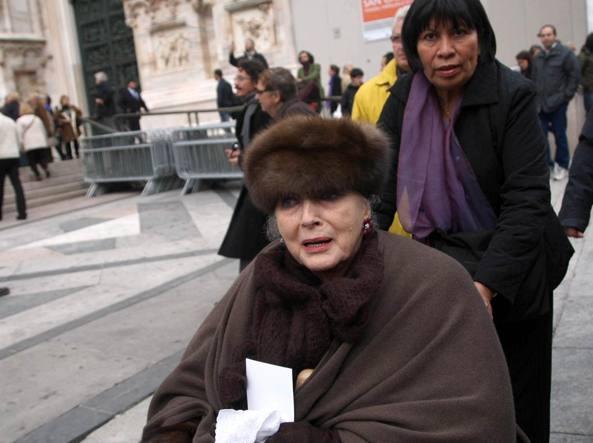 Rubati i gioielli di Valentina Cortese, arrestate due governanti