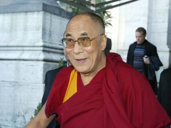 Dalai Lama, protesta la comunità cinese di Milano