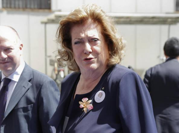 Frode fiscale, condanna a due anni per Diana Bracco