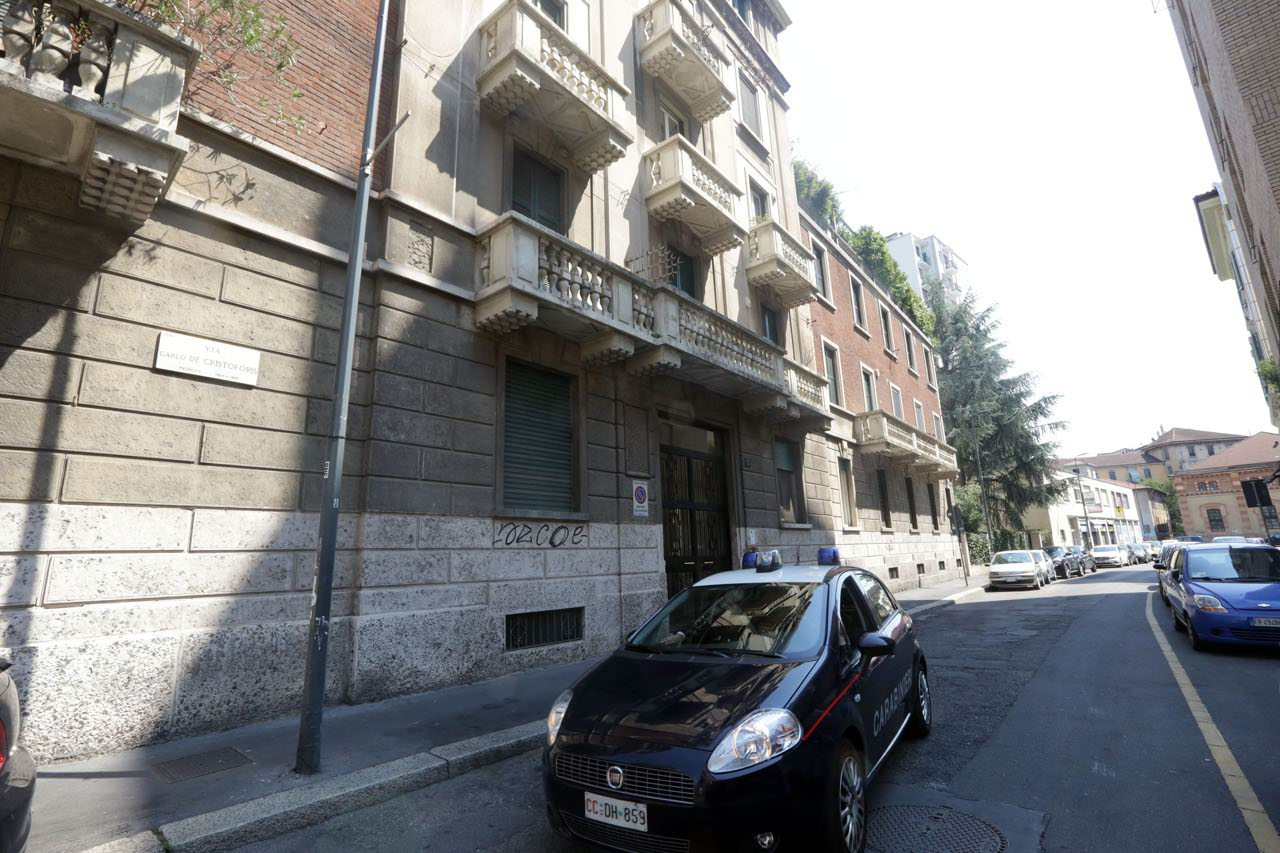 Sequestrata la casa di corona for Corriere casa