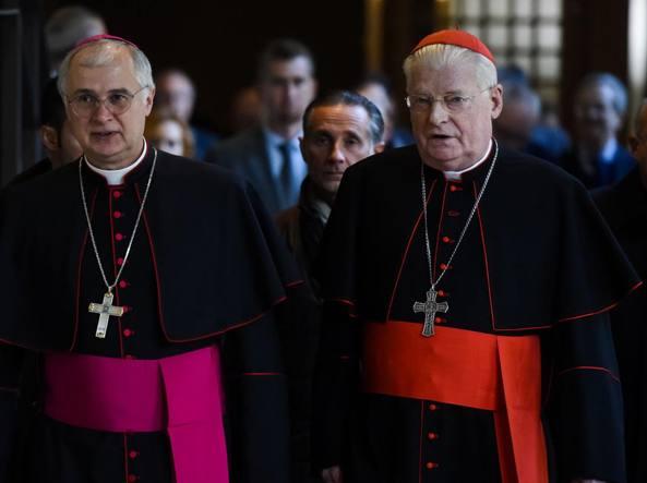 Papa Monza: una messa storica in autodromo