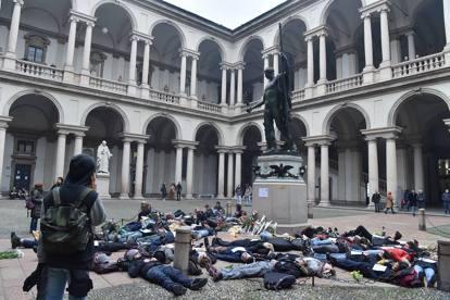 Accademia di brera stop al trasloco bradburne noi non for Accademia di milano